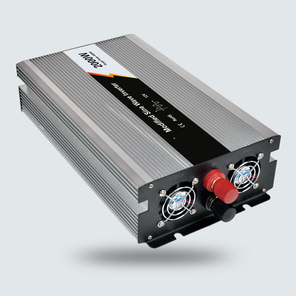 Inversor Off Grid Jay Energy 12Vcc/220Vca (2000W)