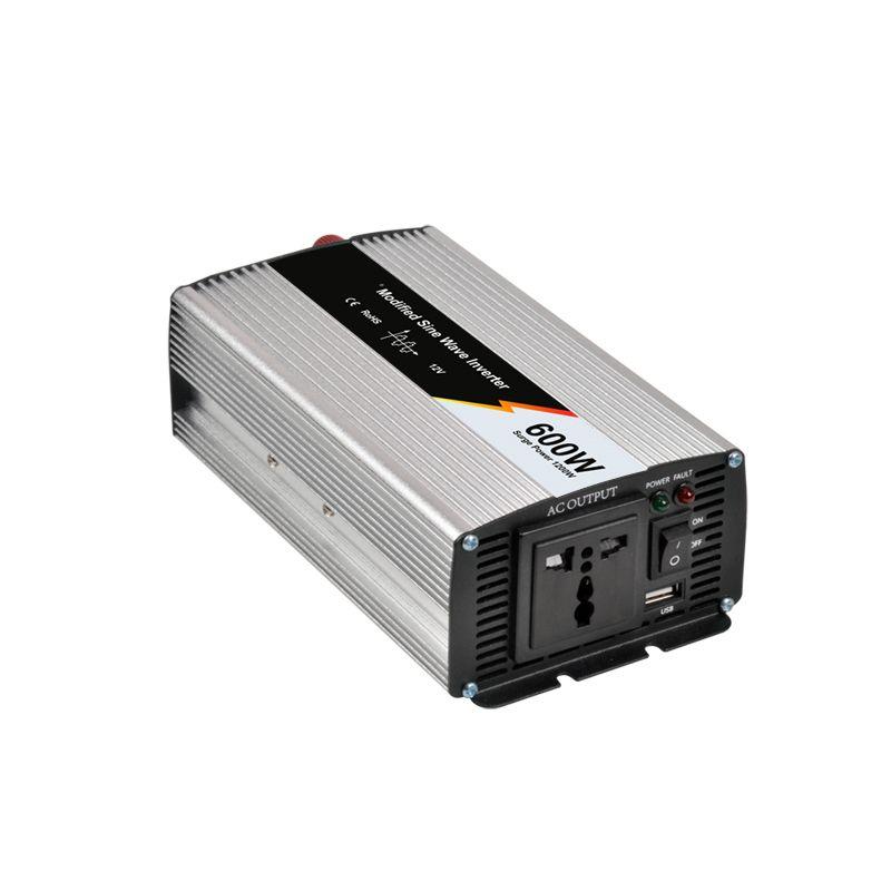 Inversor Off Grid Jay Energy 12Vcc/220Vca (600W)
