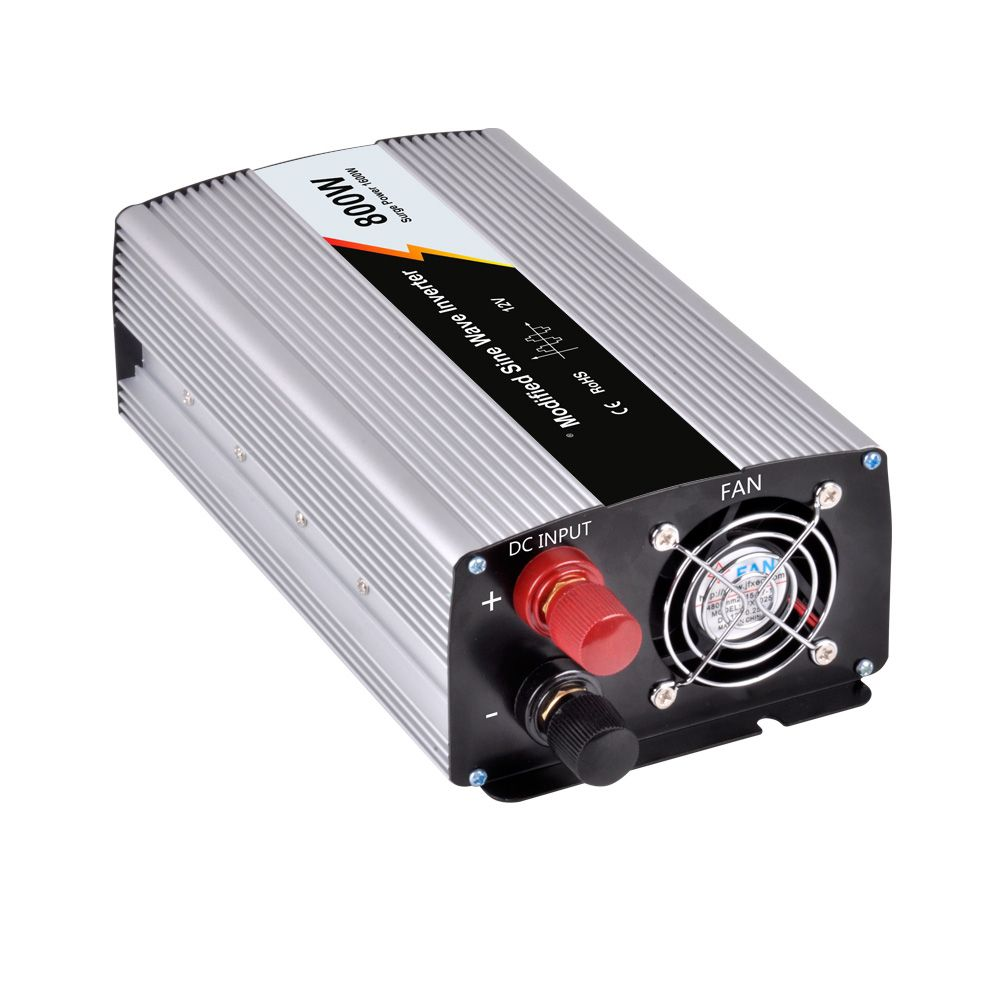 Inversor Off Grid Jay Energy 12Vcc/220Vca (800W)