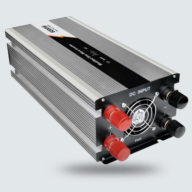 Inversor Off Grid Jay Energy 24Vcc/127Vca (6000W)