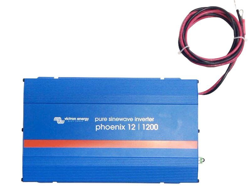 Inversor  Victron Centrium Energy Senoidal Pura 12Vcc/110Vca (1000W)