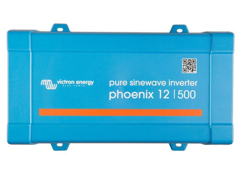 Inversor  Victron Centrium Energy Senoidal Pura 12Vcc/220Vca (400W)