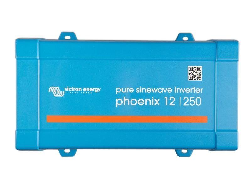 Inversor  Victron Centrium Energy Senoidal Pura 12Vcc/220Vca (200W)