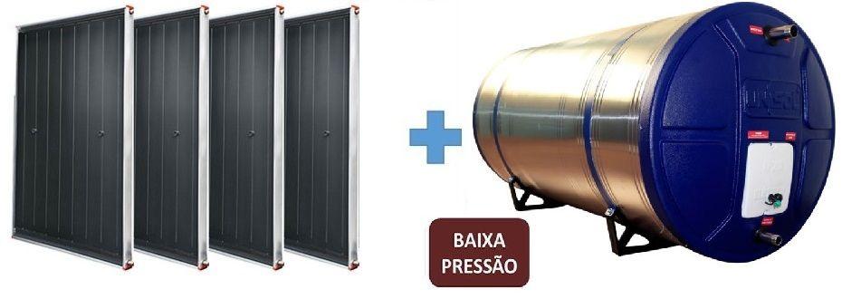 Kit Aquecedor Solar Unisol 500 Litros