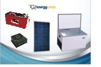 Kit Energia Solar Freezer 150 litros