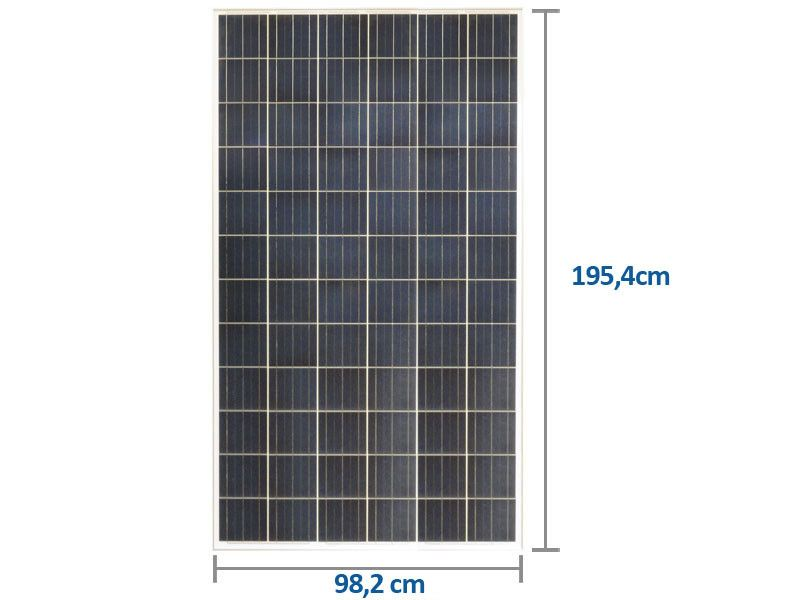 Painel Solar Fotovoltaico Canadian 325W