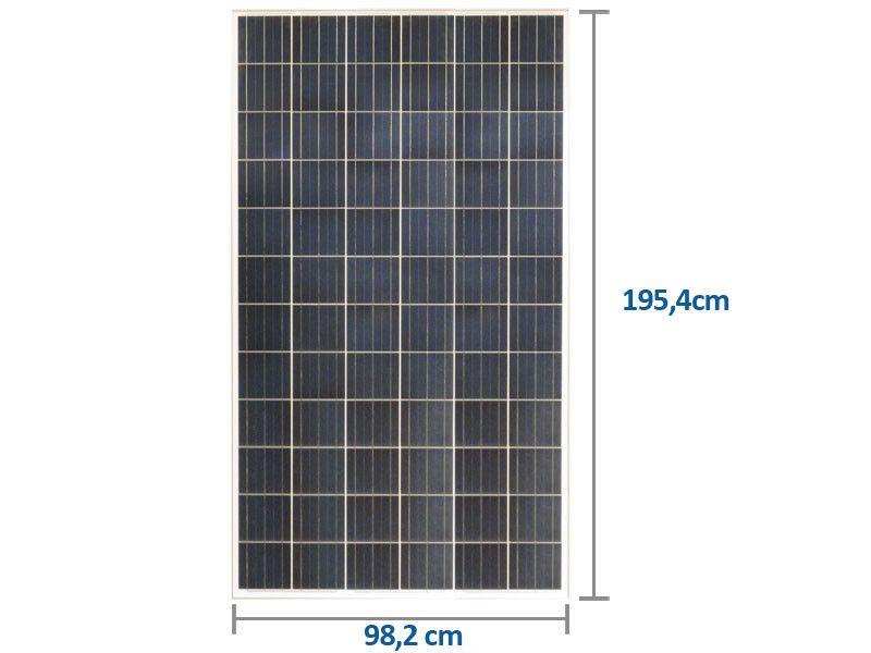 Painel Solar Fotovoltaico Canadian Solar 270W