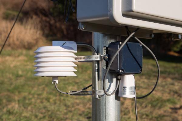 Sensor de Umidade NRG Systems RH-5X