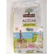 Açúcar mascavo orgânico, 400g – Mãe Terra