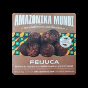 Bolinho de Feijoada Vegetal (Feijuca) - Amazonika