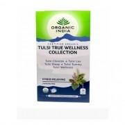 Chá Tulsi Bem estar - Organic India
