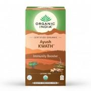 Chá Tulsi Booster Imunidade - Ayush Kwath - Organic India