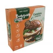 Hambúrguer de Cenoura e Quinoa - Tensei