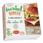 Hambúrguer vegetal 226g - Incrível Seara