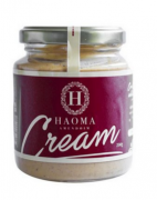 Haoma Cream - Creme de amendoim com chocolate belga, 200g