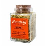 Lemon Pepper sem Sal (Nosalt) 70g - Bombay