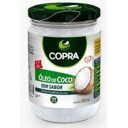 Óleo de coco sem sabor, 500ml – Copra