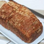 Pão de parmesão low carb, 500g  Boa Mão