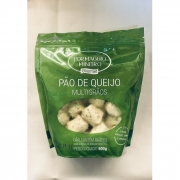 Pão de Queijo Multigrãos 500g - Formaggio Mineiro