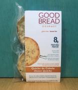 Quiche de Cebola- Good Bread