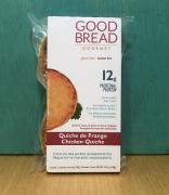 Quiche de Frango - Good Bread