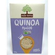 Quinoa em flocos orgânica, 150g – Mãe Terra