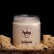 Sorvete paçoqueiro, sabor amendoim, 480g - Hoba