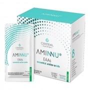 Suplemento Aminnu 10g (30 sachês) - Central Nutrition