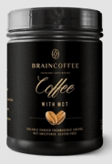 Thermogenic coffee with mct, 200g - Braincoffee