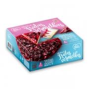 Torta Cheesecake Frutas Vermelhas ZERO AÇÚCAR - Doce Amor