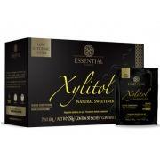 Xylitol sachês – Adoçante natural de xilitol, 250g – Essential Nutrition