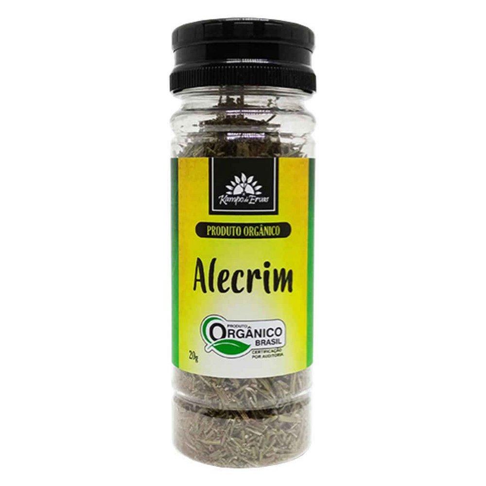 Alecrim orgânico, 20g – Kampo de Ervas