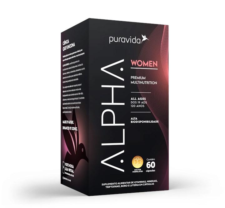 Alpha Women - Puravida