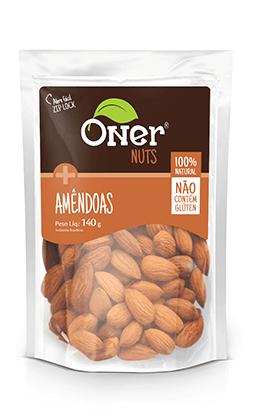 Amêndoas, 140g – Oner
