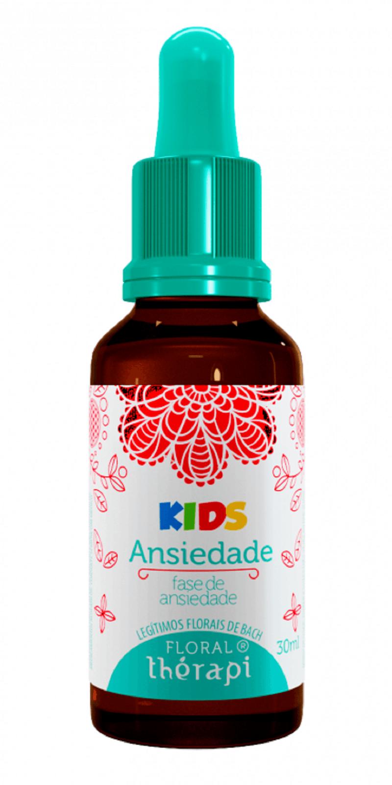 Ansiedade Kids 30ml - Floral Thérapi