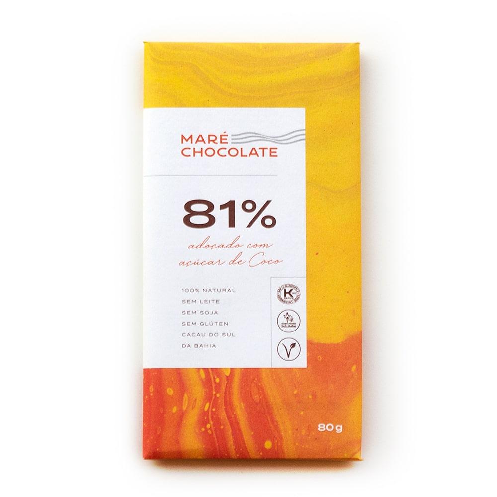 Barras de Chocolate - Maré