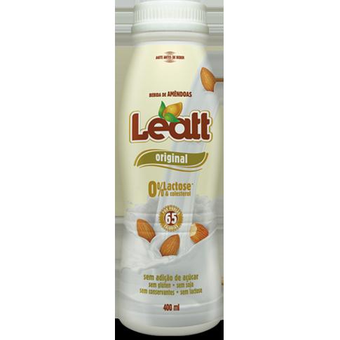 Bebida de amêndoas, 400ml - Leatt