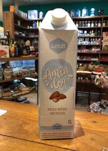 Bebida de amêndoas, 800ml – Leatt