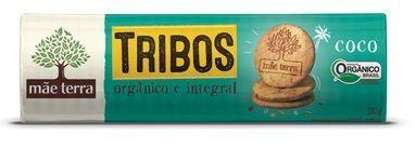 Biscoito orgânico tribos, 130g – Mãe Terra