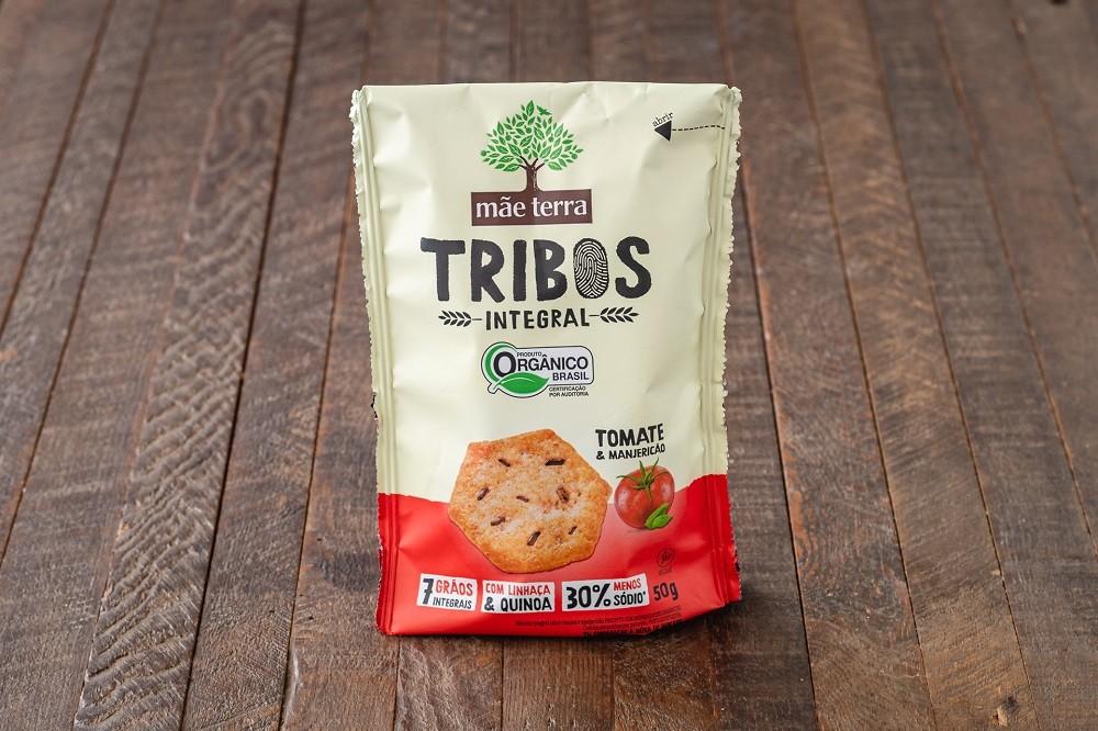 Biscoito orgânico tribos, 50g – Mãe Terra
