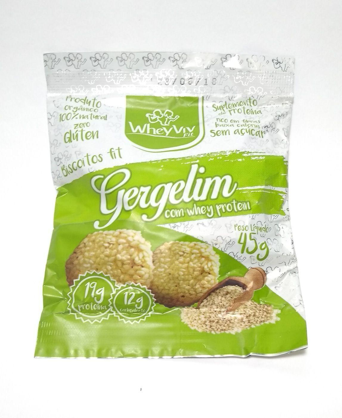 Biscoitos fit - Wheyviv