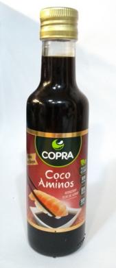 Coco aminos, 250ml - Copra