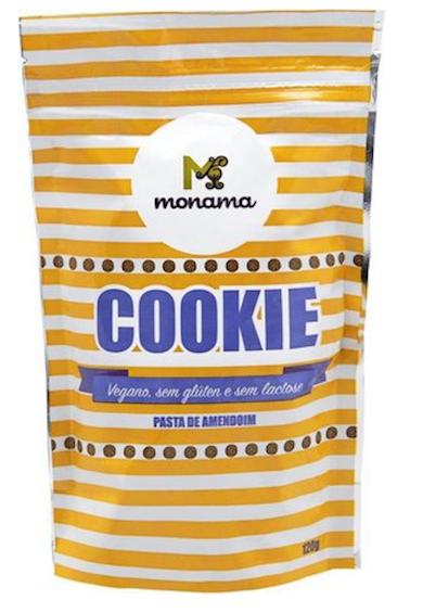 Cookies, 120g - Monama