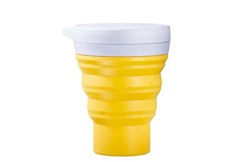 Copo de silicone - Menos 1 Lixo