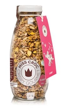Crisp curry, 150g – Miss Croc