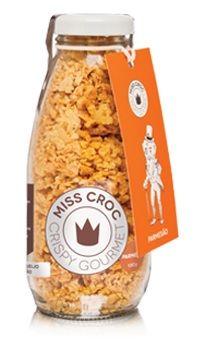 Crisp de parmesão, 130g – Miss Croc
