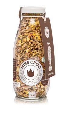 Crisp tradicional, 140g – Miss Croc