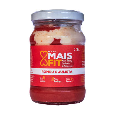 Doces mais fit, 200g - Mais Fit