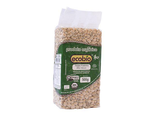 Feijão fradinho orgânico, 500g – Ecobio