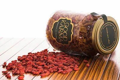 Granola de amaranto & goji berry, 270g - Good Karma